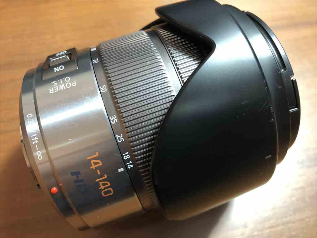 ルミックス14−140mm