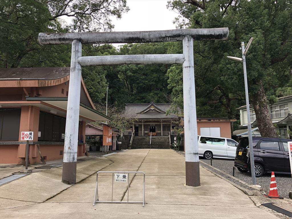 高千穂神社 奄美大島