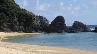 加計呂麻島 徳浜海岸