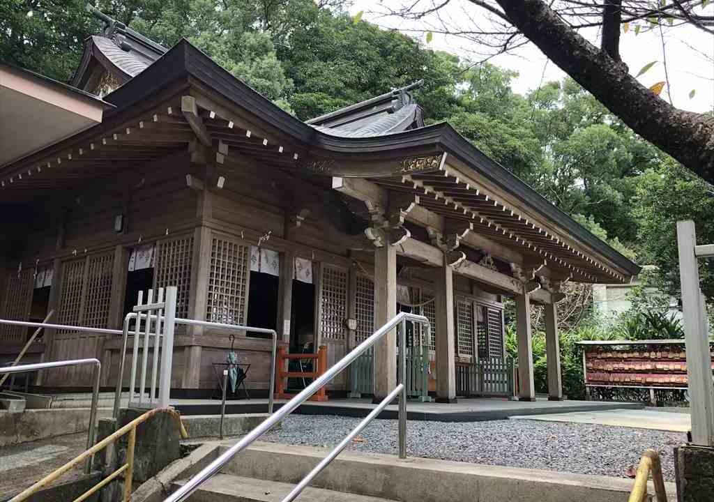 奄美大島名瀬高千穂神社