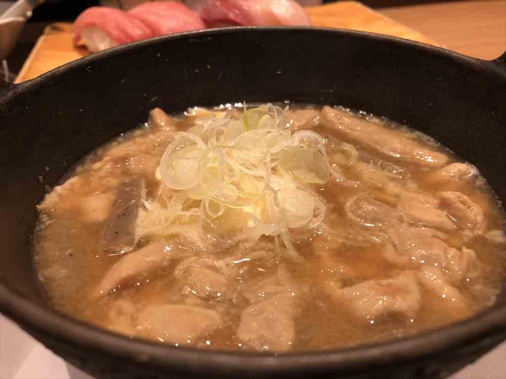 寿司居酒屋太郎丸もつ煮