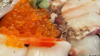大船魚福海鮮丼