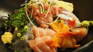 海鮮一里塚丼
