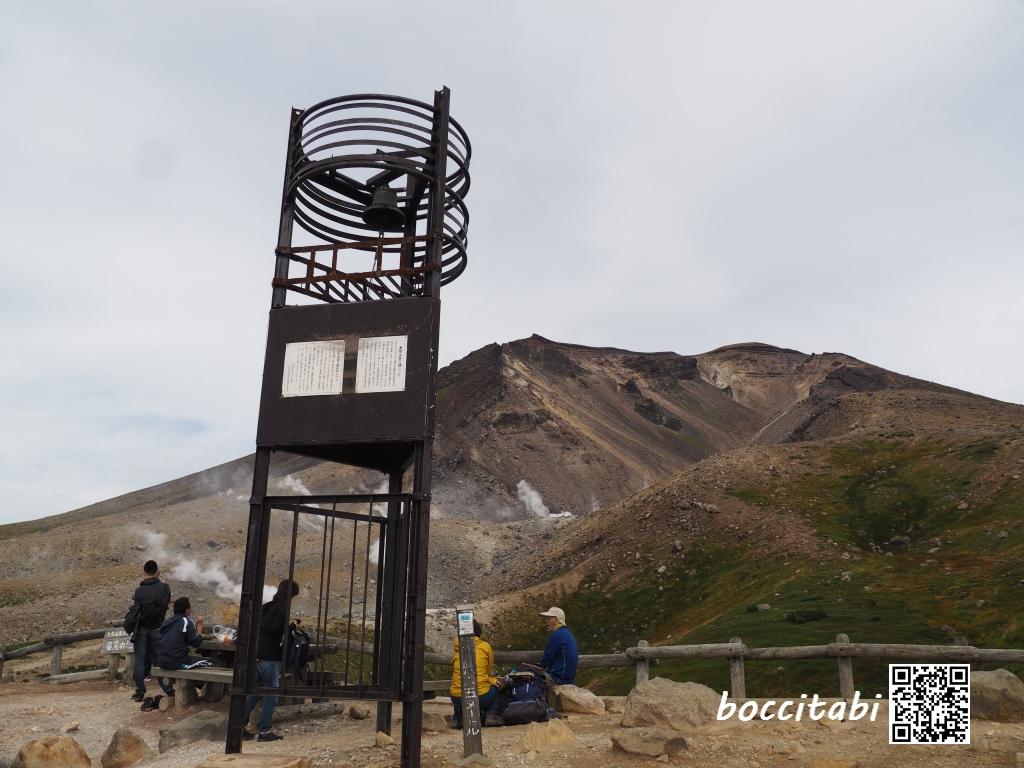 大雪山旭岳姿見展望台