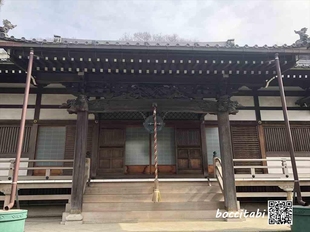 江ノ島 常立寺 本堂