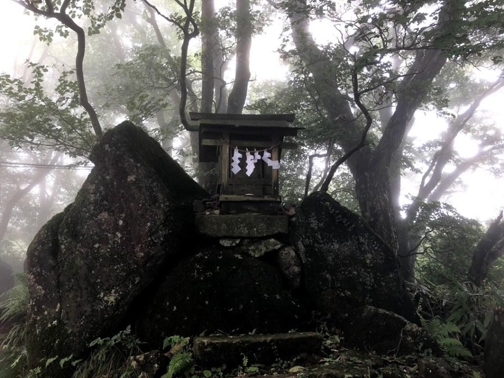筑波山鶺鴒稲荷神社