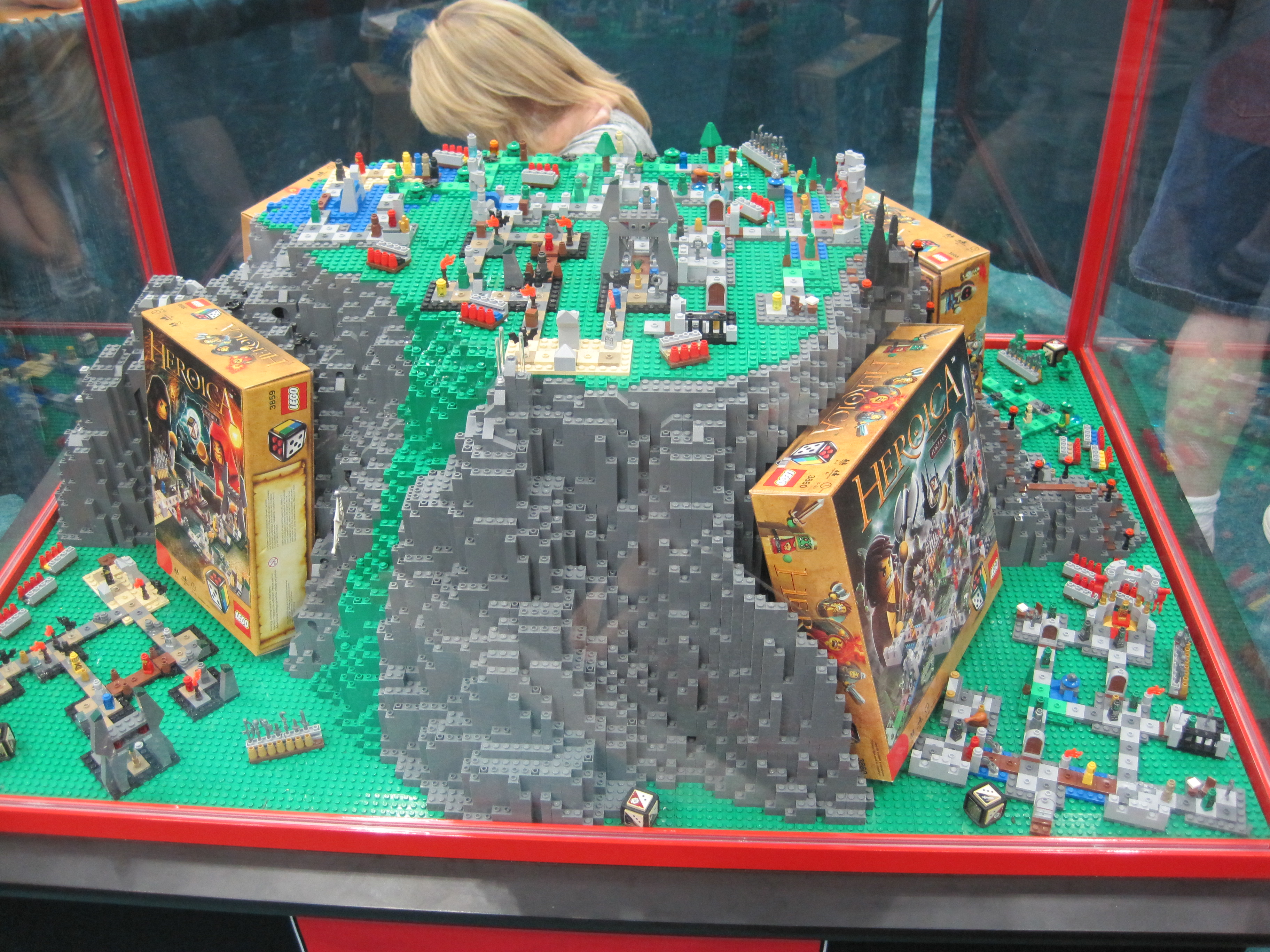 Lego Minotaur Statue Boccobs Blessed Blog