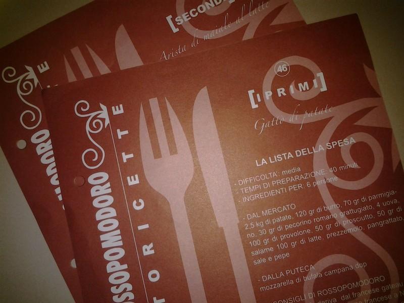 Ricette rossopomodoro