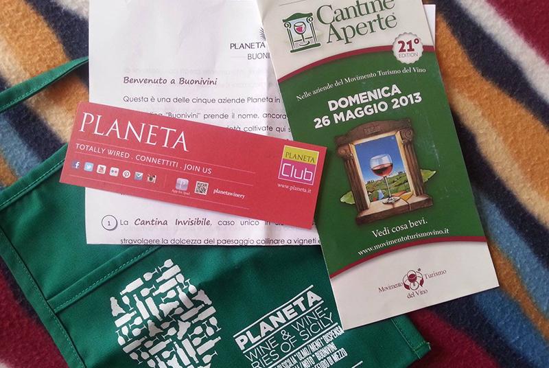 Cantine aperte 2013 - Cantine Buonivini Planeta