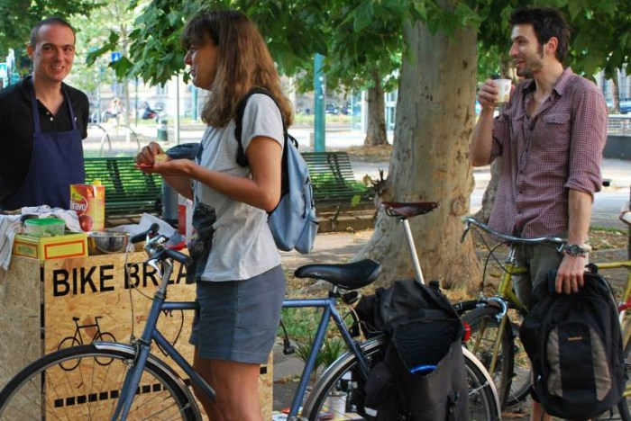 Bike Breakfast a torino