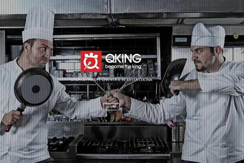 Qking, sfide in cucina