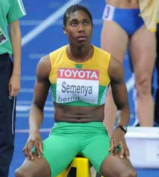 Caster Semenya -- Man or Woman?