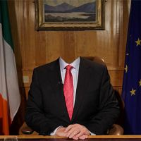 Enda Kenny Addresses the Nation