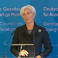 IMF Warns of Global Economic Collapse Due To Euro Crisis