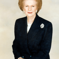 Margaret Thatcher -- The Iron Lady