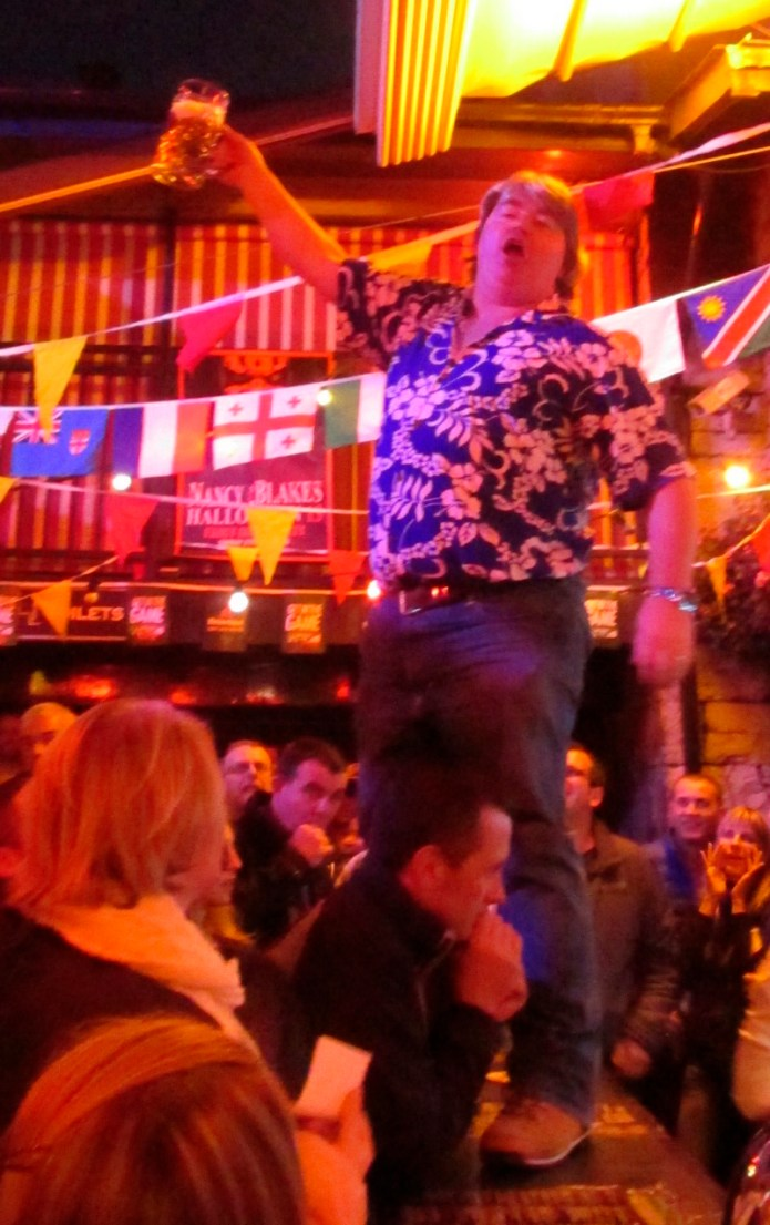 Nancy Blakes Beer festival 005