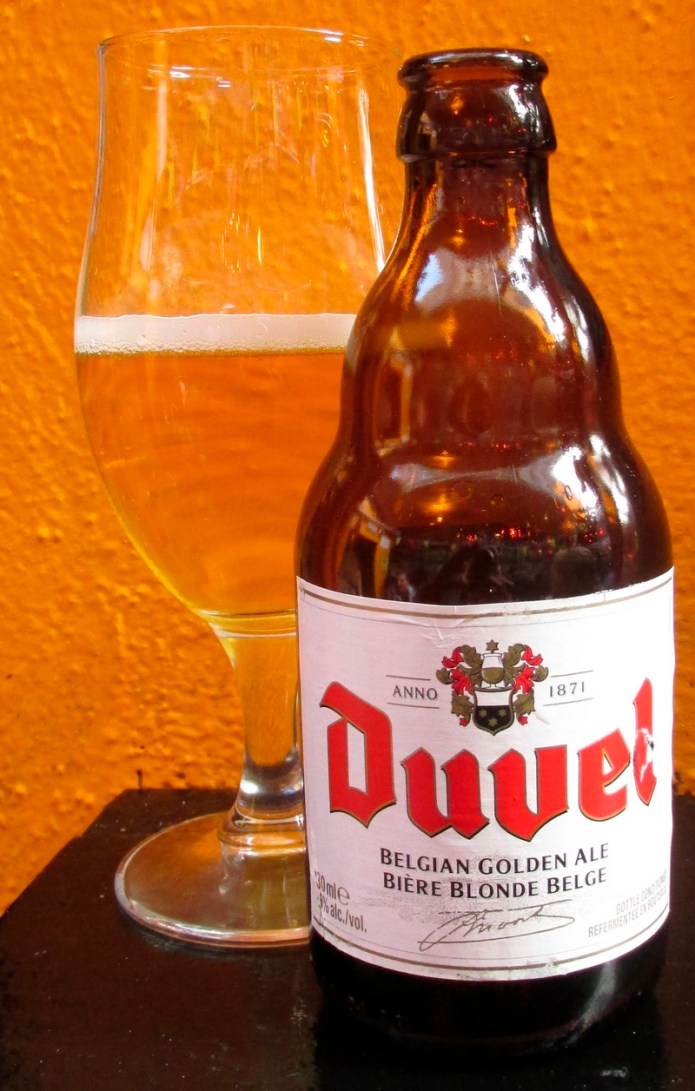 Nancy Blakes Beer festival Duvel