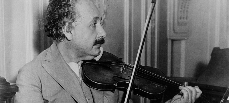 Image result for Einstein playing violin