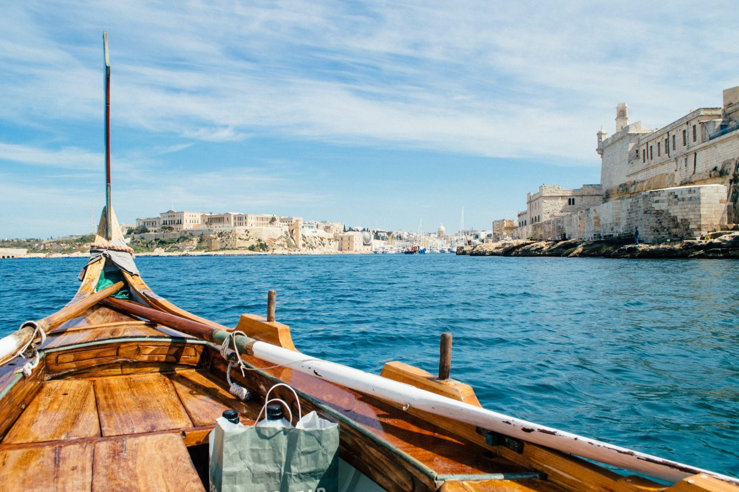 Travel Blogger inspired by Malta