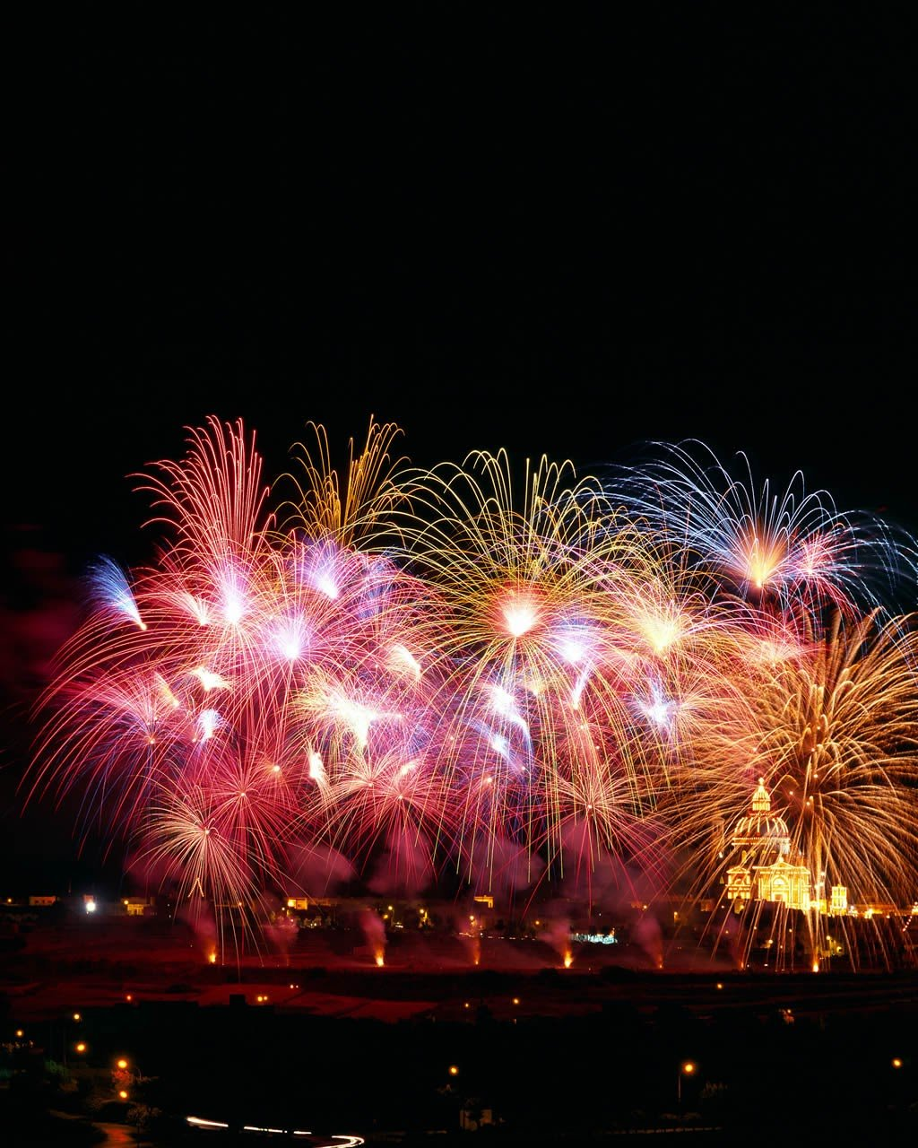 Enjoy the Valletta Fireworks from BOCO