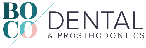 BOCO Dental $ Prosthodontics Logo