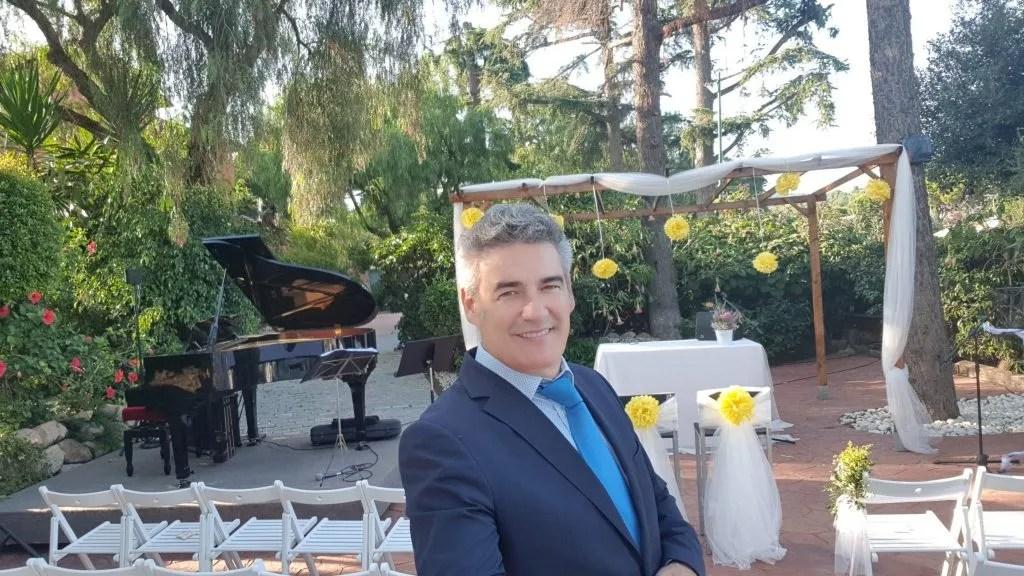 Maestro de ceremonias Barcelona