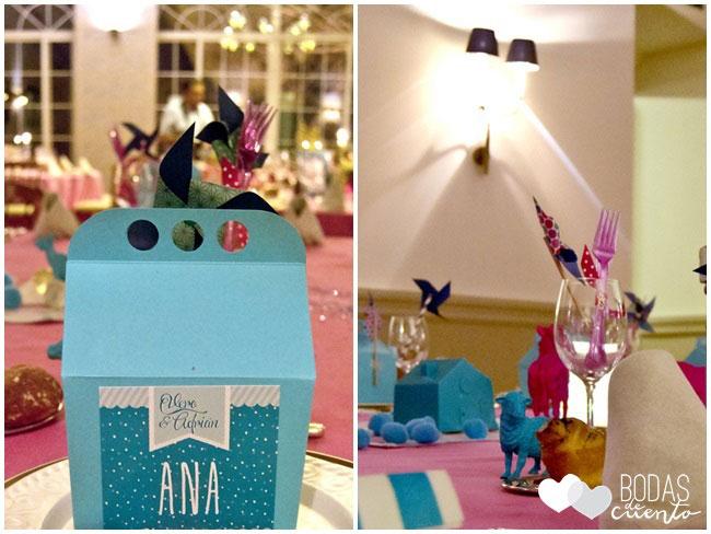 Ideas para niños en bodas. Bodas de Cuento Madrid wedding planner