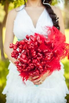 Bouquet 12 heart