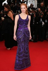 Jessica Chastain in Givenchy Alta Costura