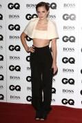 GQ Emma Watson in Balenciaga