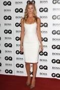 GQ Rosie Huntington-Whiteley in Versace