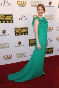 Jessica Chastain chose a gown from the Nina Ricci