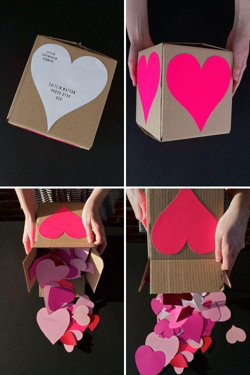 43 Manualidades Para Regalar En San Valentin Originales Y