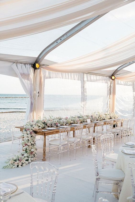 How Plan Beach Wedding