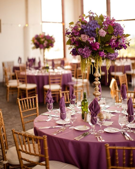 Long Tables Inspiration Marquee