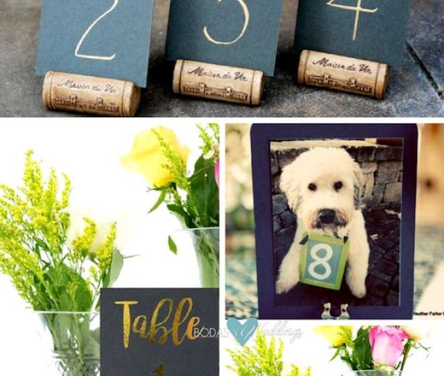 Simple Table Numbers Mini Wedding Table Numbers By Southerncalligraphy Gold Foil Table Numbers By