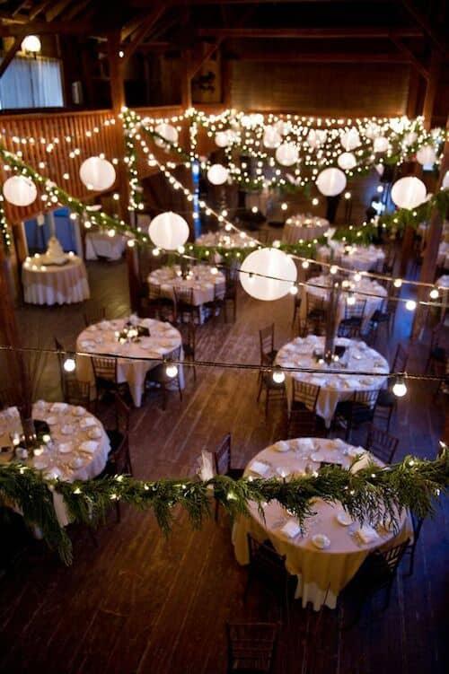 28 amazing wedding reception lighting
