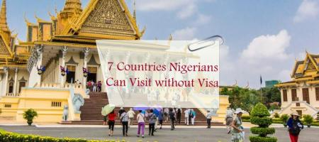 countries nigerians can travel without visa