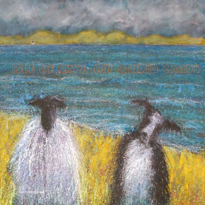 Art Cards from Marion Boddy-Evans Sheep Dog
