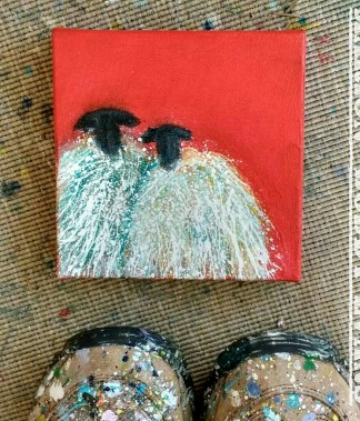 Small Paintings (Originals)