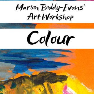 Front Cover of Colour Art Workbook