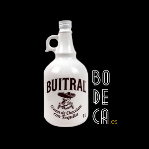 buitral chocolate crema tequila