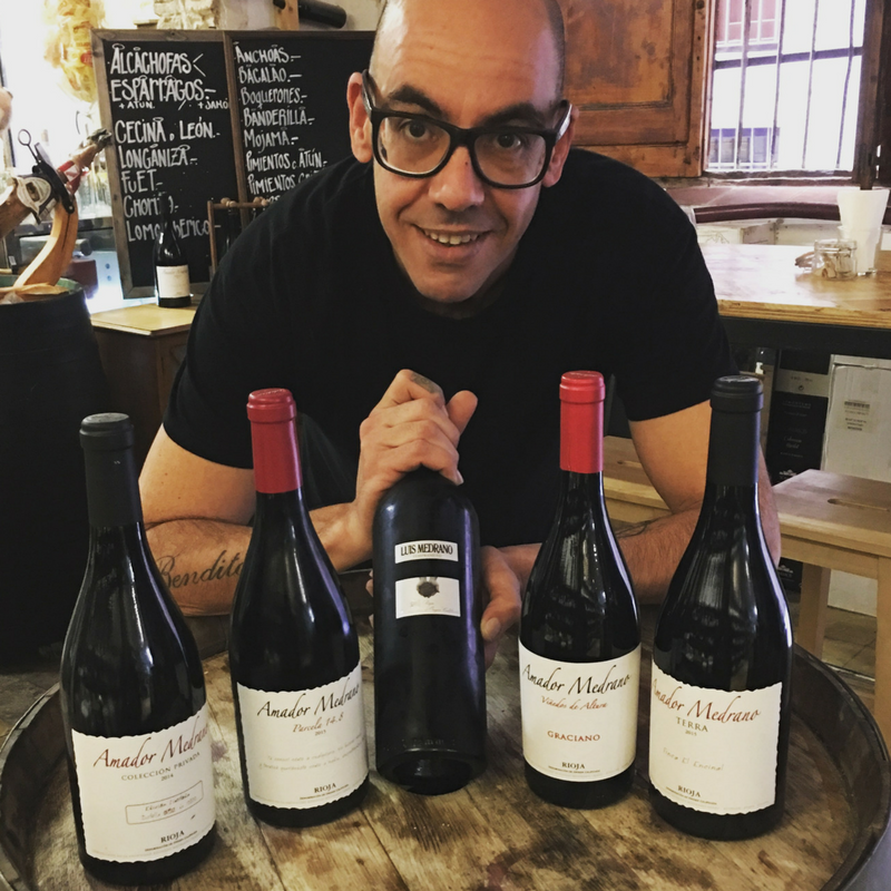 Jose is the proud owner of Bodega Maestrazgo wine bar and wine shop in Barcelona.