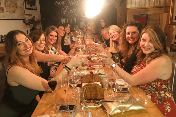 Wine Tasting in Barcelona for groups