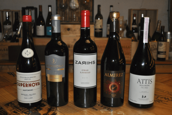Spanish red grape varieties Rare Spanish Wine