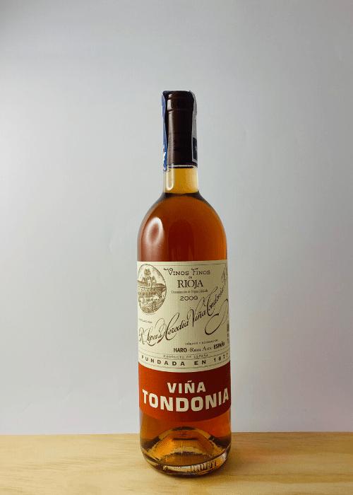 Viña Tondonia Rose 2009