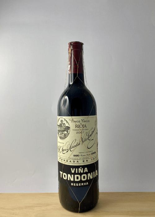 López de Heredia Viña Tondonia Reserva 2007- Rioja
