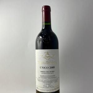 Vega Sicilia Unico Reserva 2008