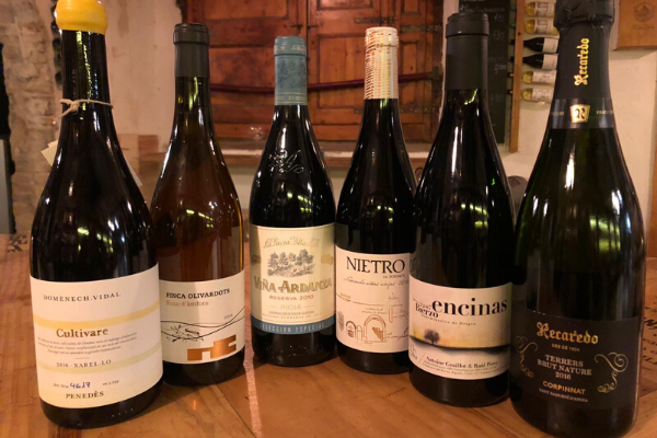 Wine Cuentista's Lockdown Selection
