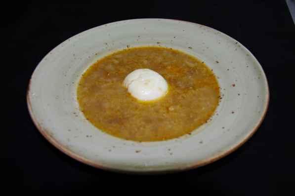 Sopa de los Pastores a la Chistavina